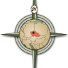 compass rose icon